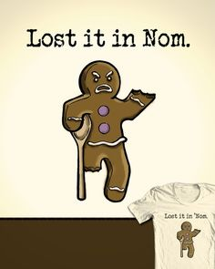 Gingerbread Man - Shrek