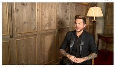 "From Germany: Adam Lambert Interview (Video) ""Adam Lambert Brings Out New Album"" #TheOriginalHigh   Adam Lambert 24/7 News"