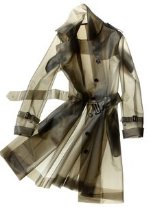 Tribeca raincoat in Smokey Grey by Terra NY | 295 bucks here - http://www.terranewyork.com/products/tribeca