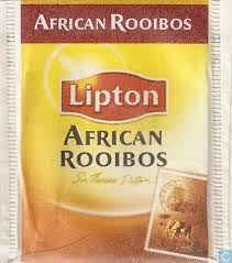 Bildresultat för lipton african rooibos