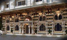 Walid Al jasim Hotel in Iraq  For more details :   90 216 306 00 72   /  971 4 586 9140  You Imagine, We Can Make It  Polidec Luxury   Exterior Design           #hotel #polidec #polyurethane #polidecluxury #ıraq #wall #marble #polymarble #polystone #architecture #architect #construction #villastructure #structure #design #designer #palace #modern#luxry #hotel #resort #luxuriousvilla #decor #furniture #stairs #luxurious #love #wall #chandelier Design Hotel, Window Sill, Abu Dhabi, Exterior Design, Latina, Dubai, Louvre, Villa, Stairs