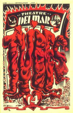 Classic Rock Posters   CLASSIC ROCK POSTERS