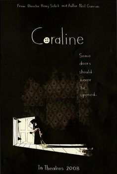 """""""sheesh I saw Coraline came out 8 years ago this week - I worked on it doing set & prop design! a very educational few years."""""""