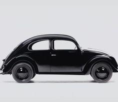 volkswagen beetle, close up