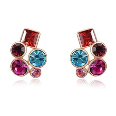 GET $50 NOW | Join RoseGal: Get YOUR $50 NOW!https://www.rosegal.com/earrings/pair-of-colorful-rhinestone-stud-777984.html?seid=10890959rg777984