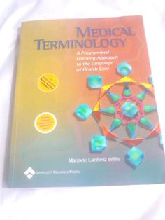 Medical Terminology : A Programmed Learning Approach to the Language of... #TextbookCD