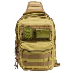 3V Gear Posse EDC Sling Pack | Coyote