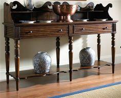 Colonial Furniture, Condo Furniture, Furniture Design, Antique Furniture, British Colonial Decor, French Colonial, Campaign Furniture, Indochine, Indian Home Decor