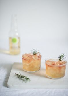 20 Signature Cocktails to Warm Up Your Winter Wedding via Brit   Co