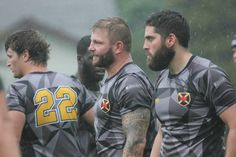 beards carefully curated — Rugby beards