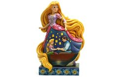 Rapunzel, from Tangled - Jim Shore, Disney Traditions.