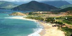 playa caribe, Venezuela.