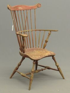 LOT #522   Windsor Chair