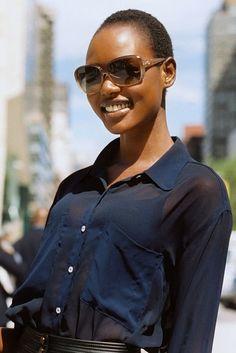 #sheer #blouse