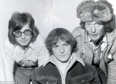 Bruce, middle, with Clapton left, and Baker in 1966; Cream sold 35 million albums in just ...