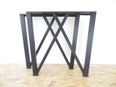 28 WStyle Table Bases Wide Base POWDER COATED Height by Balasagun