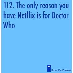 Doctor Who Problem #112