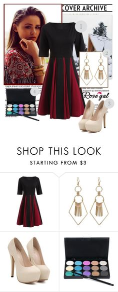 """""""2 Winners Win $20 Cash from Rosegal!"""" by barbara-996 ❤ liked on Polyvore featuring PERFECTION, Elegant, chicstyle and styleforlady"""