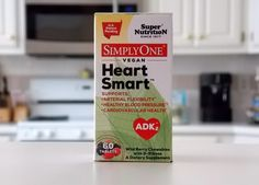 Mother and Daughter Team from Leslie Loves Veggies shares their review of SimplyOne Heart Smart (Supports Cardio-Vascular Health) in this YouTube video...