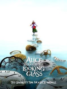 Grab It Fast.! Alice in Wonderland: Through the Looking Glass Complete Filem…