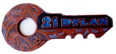 Happy 21st Birthday, Keys, Woods, Carving, Maori, Unique Key, Woodland Forest, Wood Carvings, Key