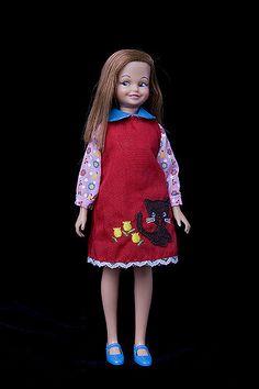Vintage Dolls, Vintage Ads, Vintage Stuff, Tammy Doll, Photo Charms, Barbie Friends, Doll Shoes, Her Hair, Make Me Smile