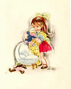 Woman Painting, Paper Dolls, Vintage Posters, Childhood Memories, Diy And Crafts, Nostalgia, 1, Princess Zelda, Retro