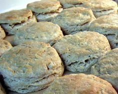 Whole Wheat SourdoughBiscuits