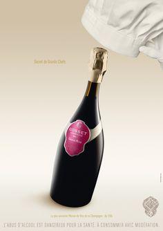 Champagne Gosset | Horizon Bleu | Agence Conseil en Communication à Reims, Paris, Metz, Istanbul, Pékin et Fort-de-France