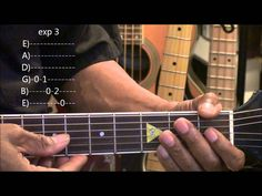 Your Very First Blues Guitar Lesson EricBlackmonMusicHD Tonal Logic
