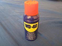 WD 40 Spray ist für vieles gut