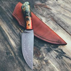 Marc Weinstock knives
