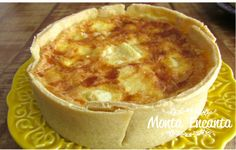 Quiches, Cheesecake, Pasta, Frozen Meals, Slow Food, Light Recipes, Easy Cooking, Quick Meals, Macaroni And Cheese