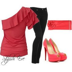 Spring/ Summer 2013 Outfits for Women by Stylish Eve AHHHHH I WANT THIS!!!!!
