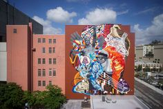 Tristan Eaton's biggest wall to date | Wooster Collective