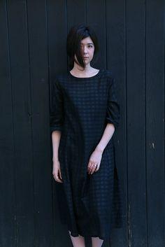 Eka Epice Dress Black