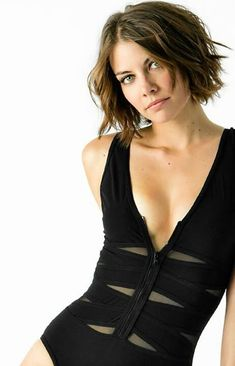 Lauren Cohan hair length