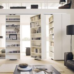 Partitions-Shelving systems-Storage-Shelving-Vista Girevoli-Albed