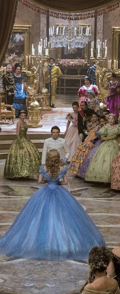 Cinderella 2015 movie still