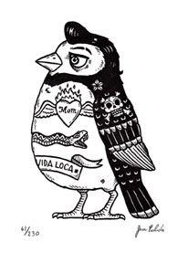 Tattoo Pinguim