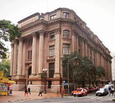 Santander Cultural Porto Alegre Rio Grande Do Sul Brazil