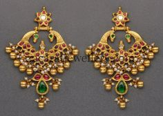 Lovely Chandbalis in Gold
