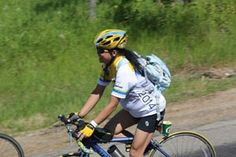 Inspiring story by Michelle Sirio, cancer survivor and charity ride cyclist, about her year cycling the Enbridge Ride to Conquer Cancer. Cycling Events, Cure, Charity, Toronto, Cancer, Survival, Wheels, Bicycle, Fitness