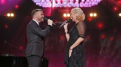 Gary Barlow and Agnetha Fältskog - I Should Have Followed You Home at Ch...