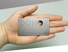 15 Unusually Creative Metal Business Cards