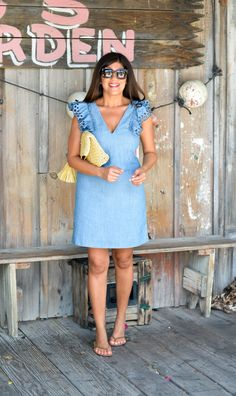 58e3d7609d9 Floral and Ruffle Vacation Styles- Beautifully Seaside Blog