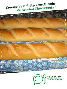 Baguette, Thermomix Pan, Pain, Hot Dog Buns, Buffet, Food And Drink, Bread, Salads, World