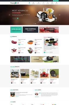 Leo Happy Cook Prestashop Theme