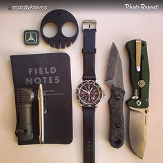 www.dailycarry.co edc, daily carry, pocket dump, knives, wallets, keychain, lighter, minimal, pocket knife, multi-tool, flashlight, watches, tactical pen, watches, notebook, field notes, fenix, spyderco