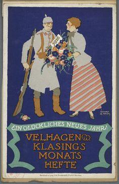 Bonne année 1916 !